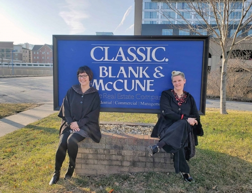 Phoebe Martin and Allison Hall Join Blank and McCune