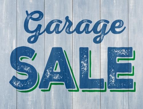 Coralville Hosts Community Garage Sale